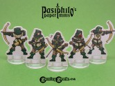 Greenhold Archers 28mm RPG Miniatures