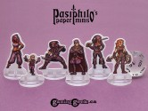 Rogues 28mm 2D Role-playing Game Miniatures