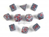 KOP09987 Granite Polyhedral Dice at GamingGeek.ca