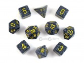 Urban Camo Polyhedral Dice 10-piece Polyhedral Dice Set