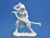 Callie, Female Rogue 28mm Scale Polymer Fantasy Role-playing Game Miniature