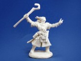 Ezren, Iconic Wizard 28mm Scale Polymer Fantasy Role-playing Game Miniature