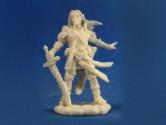 RM89028 -Arael, Half-elf Cleric