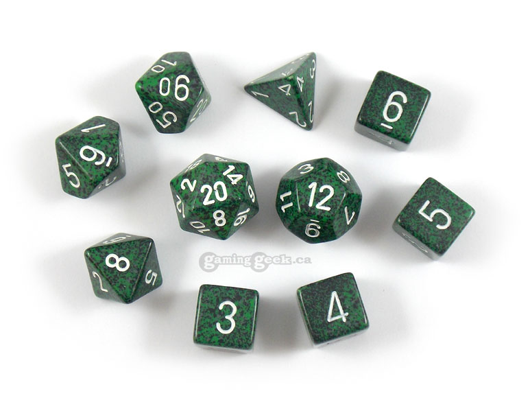 KOP09989 Recon Polyhedral Dice Set
