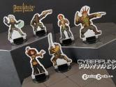 PM1016 Cyberpunk-Fantasy Gangers