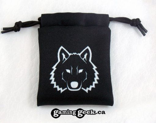 'Ranger' Mini Drawstring Dice Bag