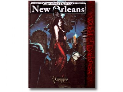 City of the Damned: New Orleans