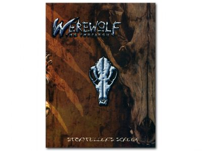 Werewolf: The Forsaken Storyteller's Screen
