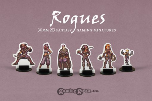 PPM1011 Rogues