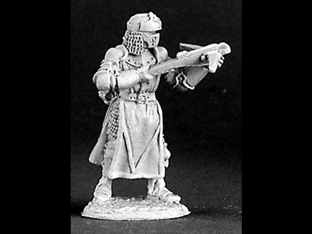 RM03116 Black Legionaire with Crossbow
