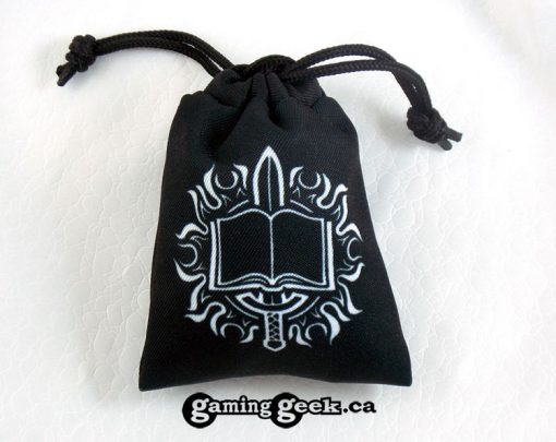 'Cleric' Mini Drawstring Dice Bag