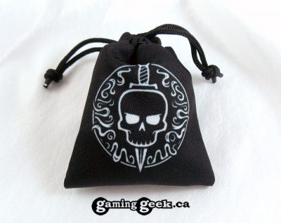 'Rogue' Mini Drawstring Dice Bag