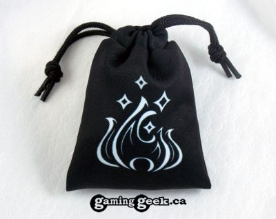 'Sorcerer' Mini Drawstring Dice Bag