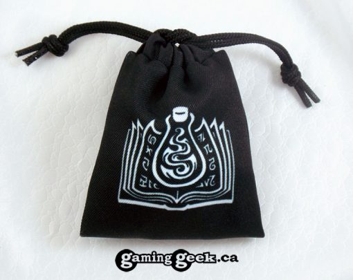 'Wizard' Mini Drawstring Dice Bag