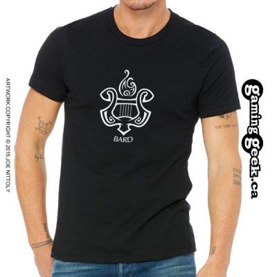 Bard Fantasy RPG T-Shirt