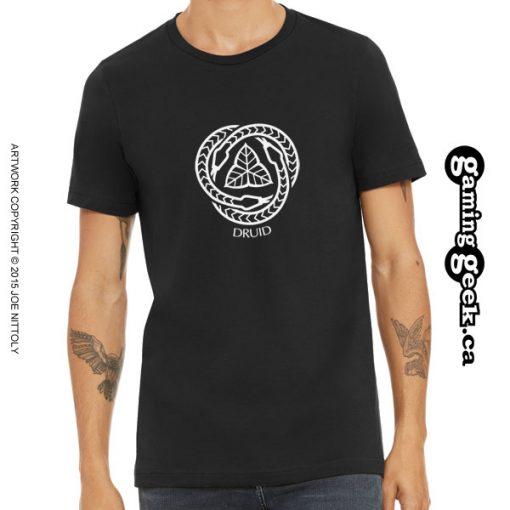 Druid Fantasy RPG T-Shirt