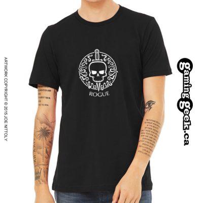 'Rogue' Fantasy RPG T-Shirt GG1023