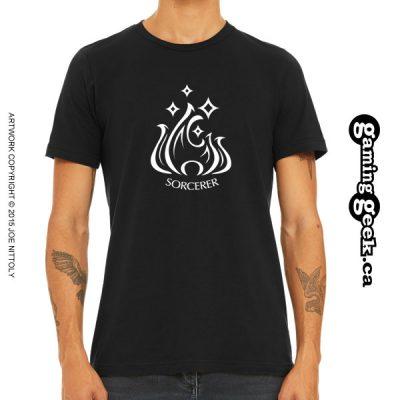 Sorcerer Fantasy RPG T-Shirt