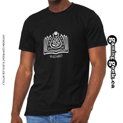 Wizard Fantasy RPG T-Shirt