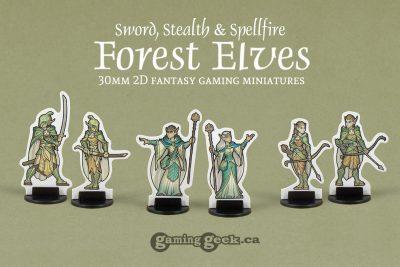 PPM1026 Forest Elves