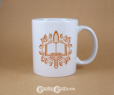 Cleric Fantasy RPG Coffee Mug