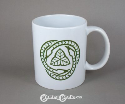 Druid Fantasy RPG Coffee Mug