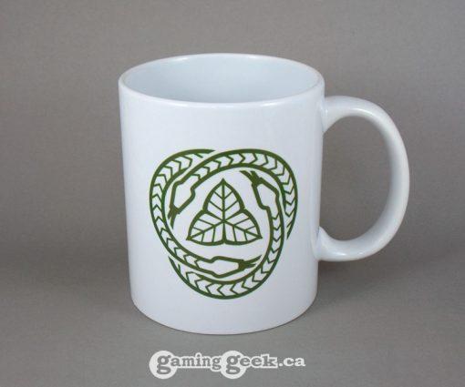 Druid Fantasy RPG Coffee Mug