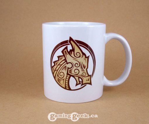 Northlandic Dragon Mug